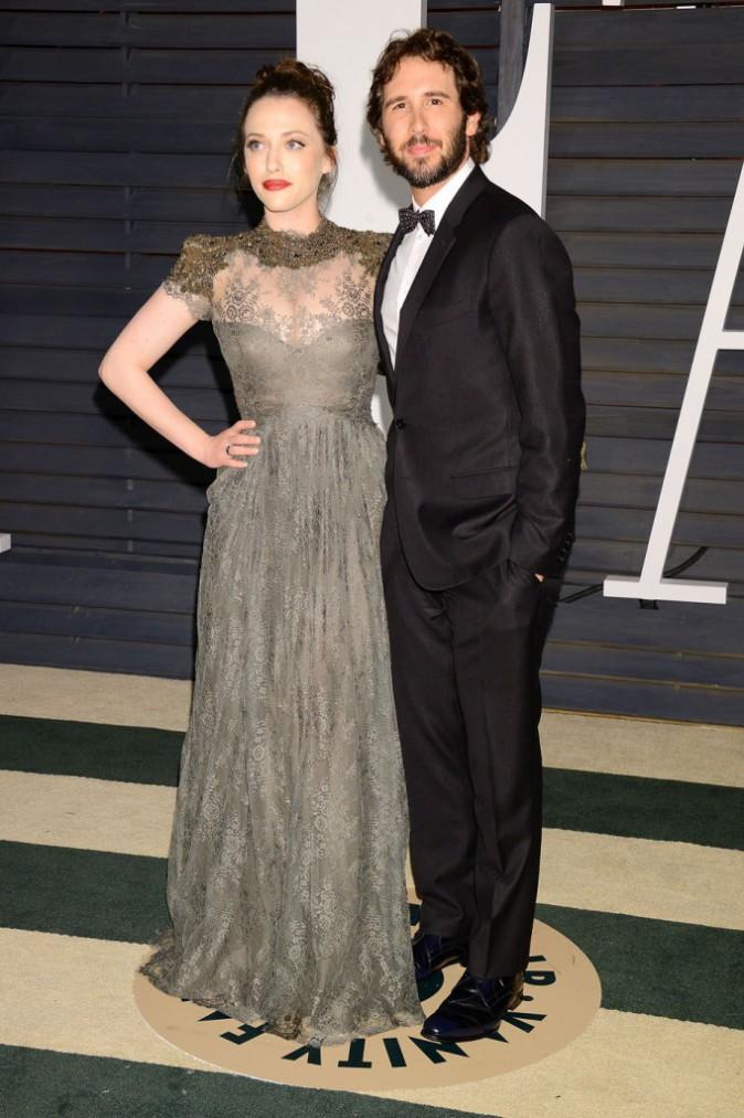 Josh Groban et Kat Dennings