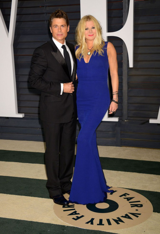Rob Lowe et Sheryl Berkoff
