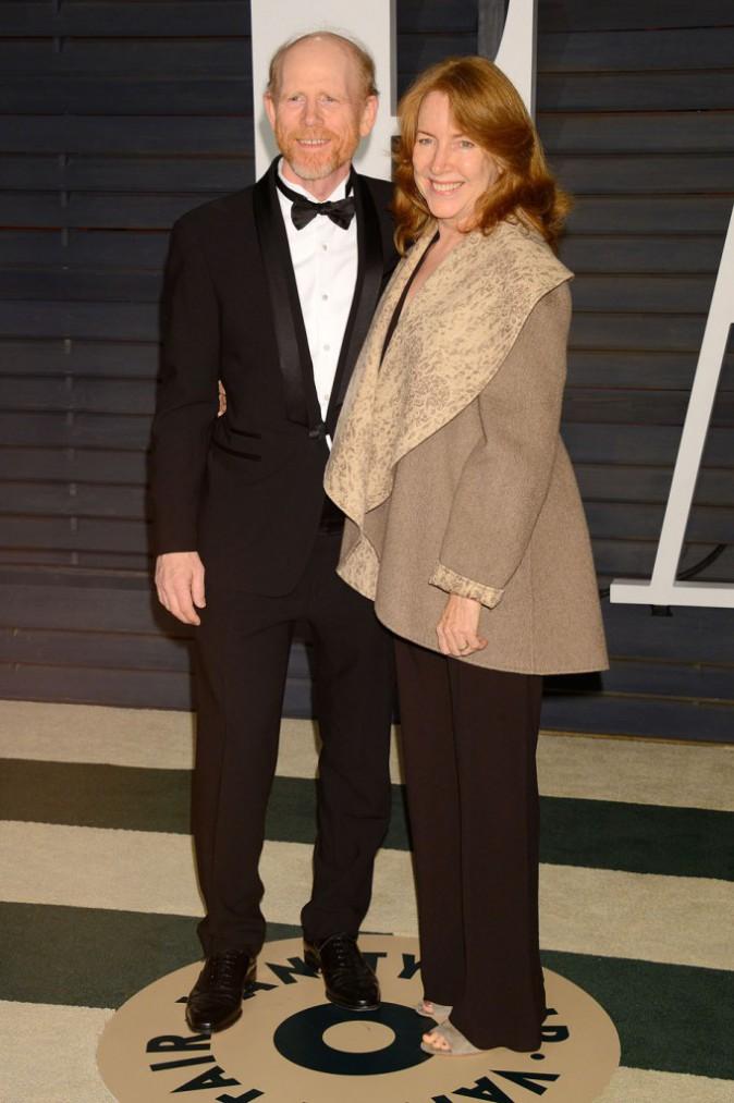 Ron Howard et Cheryl Howard