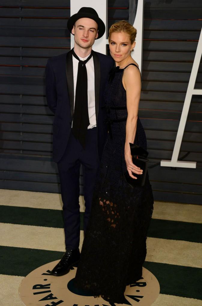 Sienna Miller et Tom Sturridge