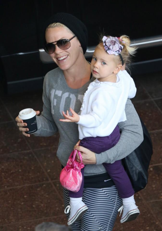 Pink, Willow, chanteuse, maman, fille, Australie, Melbourne, mignonne, tournée