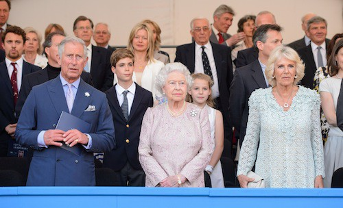 Photos : Pippa Middleton et la famille royale s'éclatent avant la naissance du bébé de Kate Middleton !
