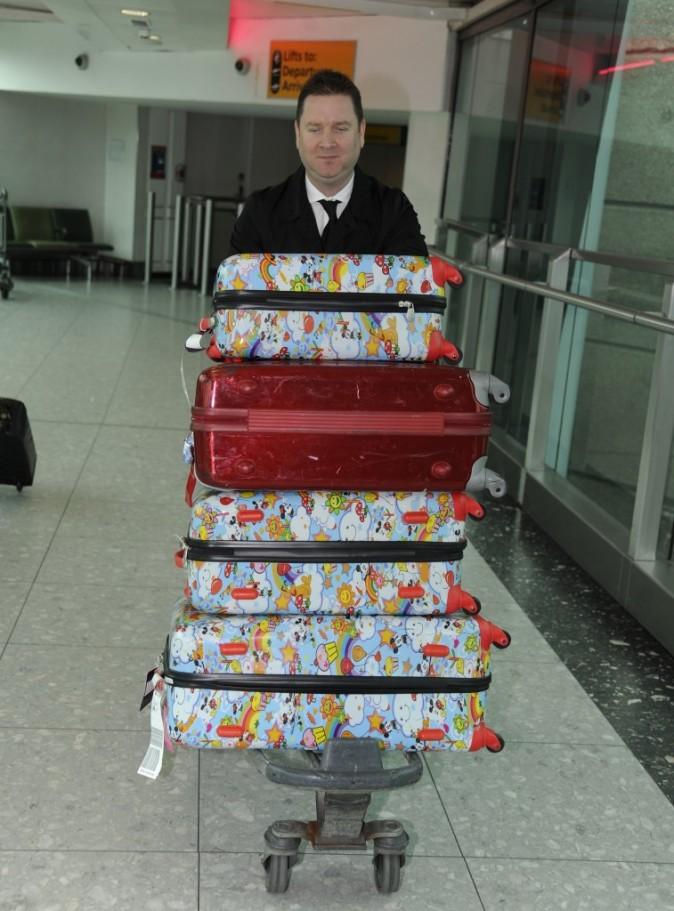 Alors à qui sont ces bagages ?