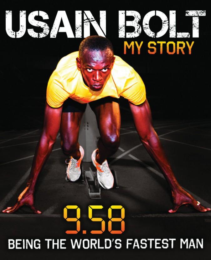 Janvier : La biographie D'usain Bolt est publiée !
