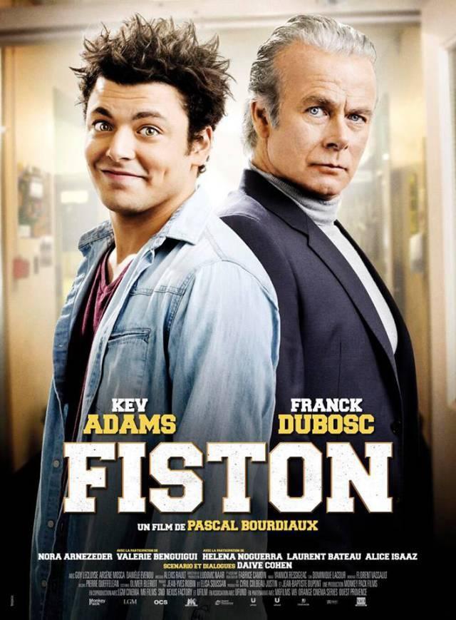 Mars : Franck Dubosc joue avec Kev Adams, ça donne Fiston !