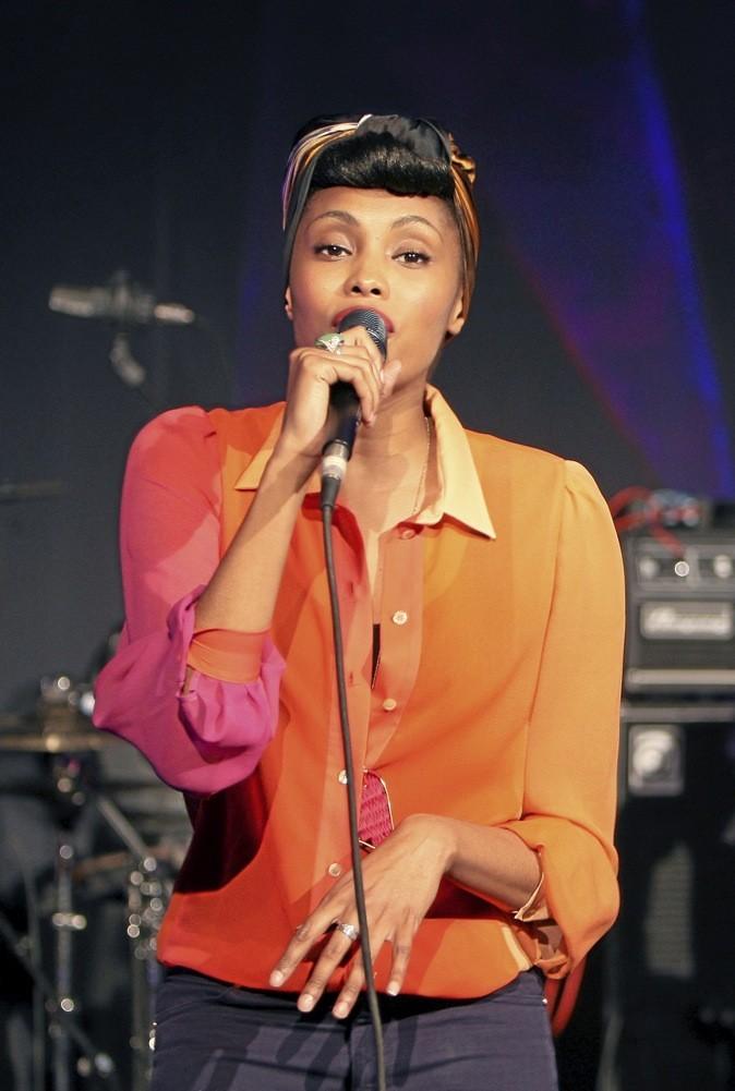 Imany chante à l'Olympia, à Paris !