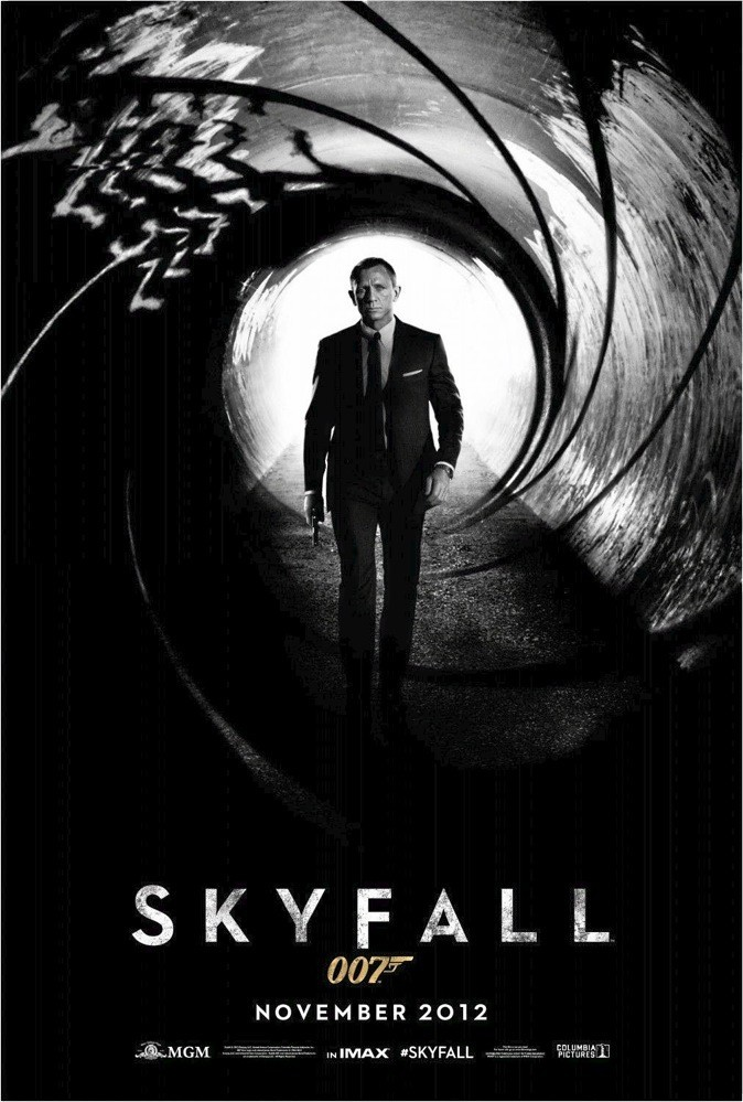 Skyfall, le nouveau James Bond !