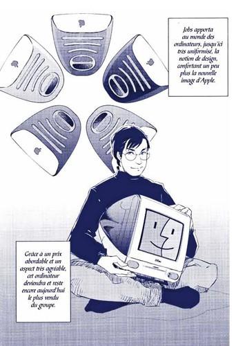 La vie de Steve Jobs, éditions Tonkam. 15,50 €.