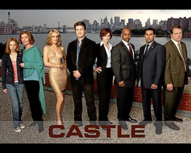 Pour revoir les épisodes de Castle ratés sur France 2 hier