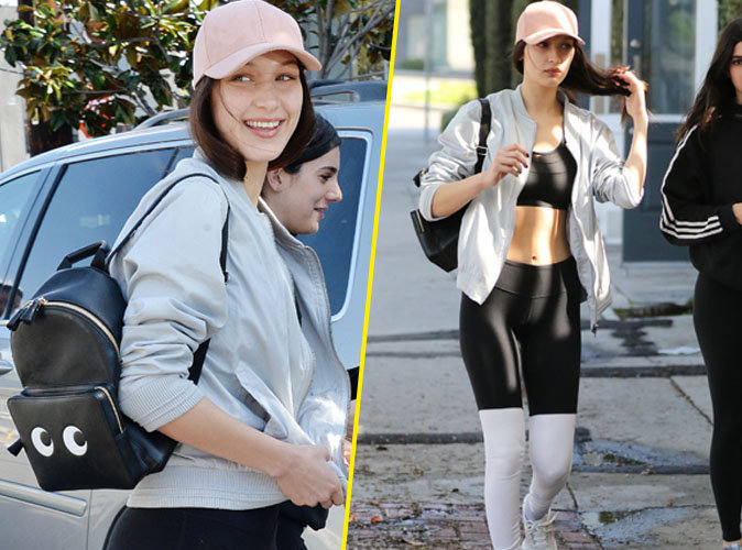 Bella Hadid : virée shopping à Los Angeles !