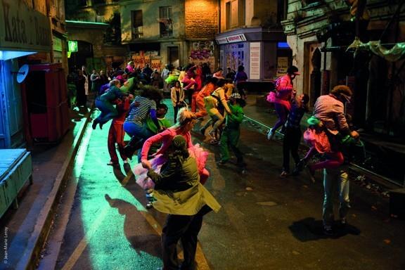 Toi, moi et les autres c'est aussi de très jolies scènes de danse !