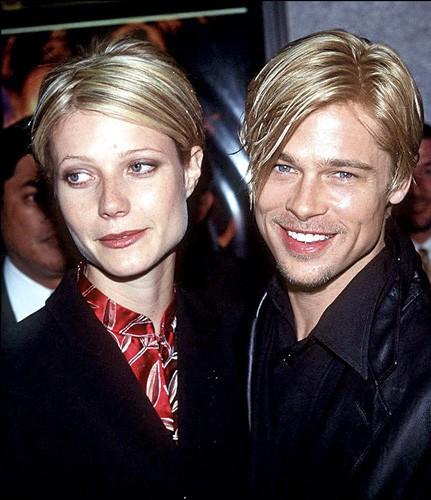 Brad Pitt et Gwyneth Paltrow !