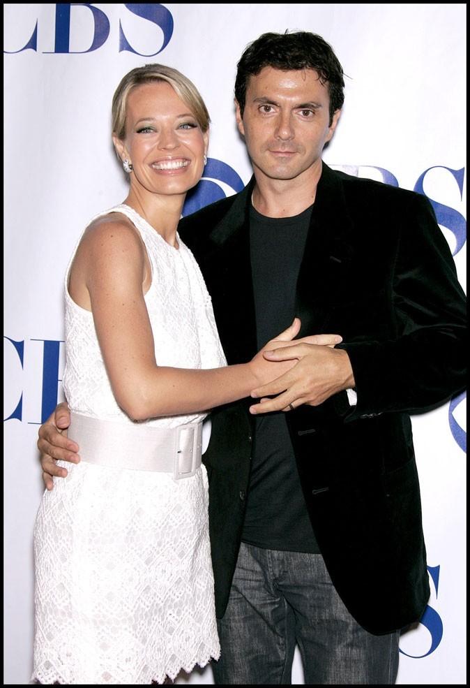 Jeri Ryan et son mari