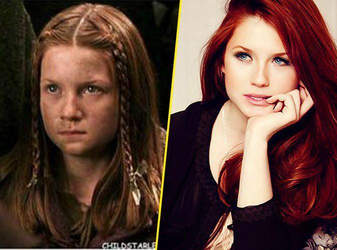 Bonnie Wright : la petite Ginny Weasley d'Harry Potter a bien chang� !