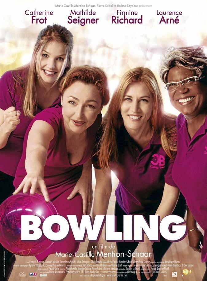L'affiche du film de la semaine : Bowling !