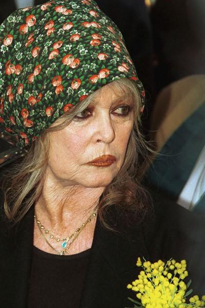 Brigitte Bardot en 2000