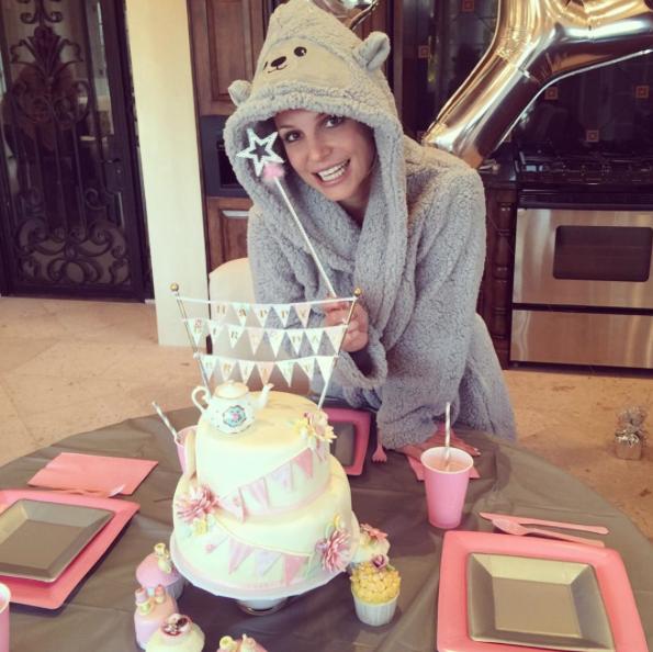 "Britney Spears : ""Je deviens vieille"""