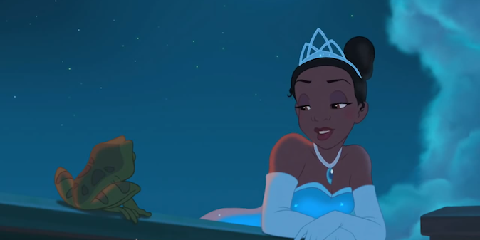 Les princesses Disney ont cependant évolué, laissant place à la diversité avec notamment Tiana !
