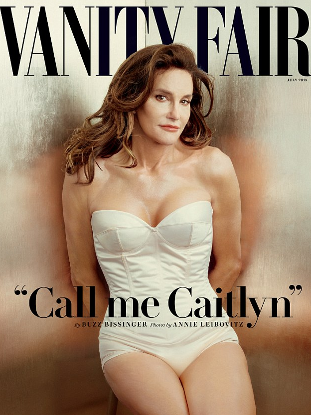 Caitlyn Jenner : les photos backstage et sans Photoshop de son shooting pour Vanity Fair !