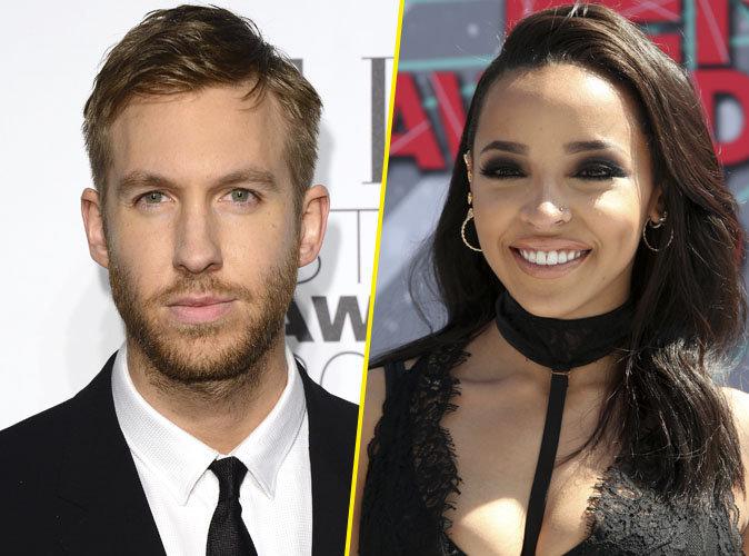 Calvin Harris en couple avec Tinashe !