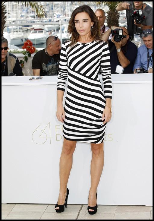 Elodie Bouchez lors du photocall du film Un Certain Regard à Cannes, le 12 mai 2011.