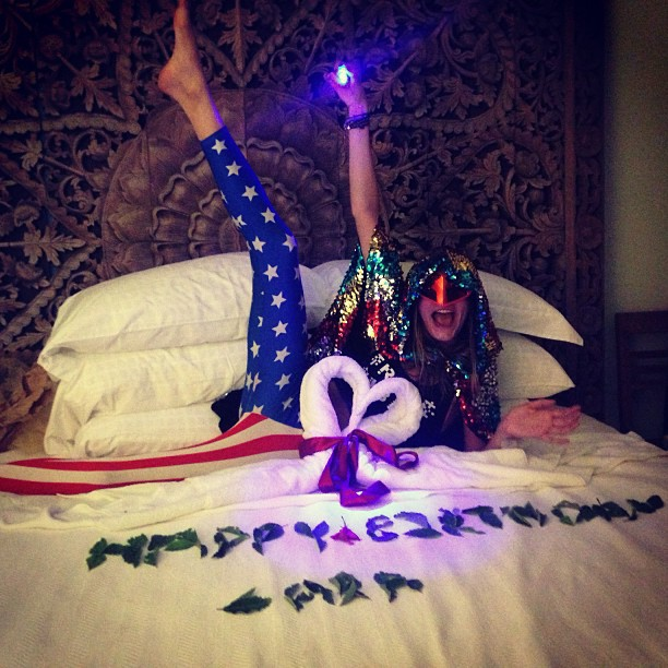 Cara Delevingne : le mannequin est au top pour son anniversaire !