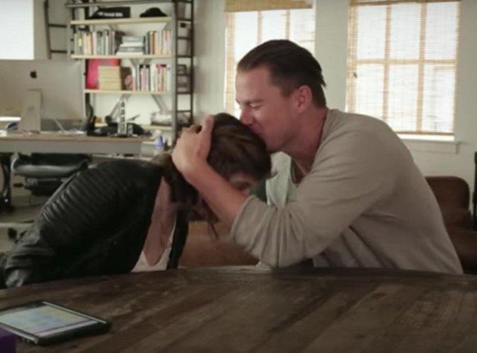 Channing Tatum : un très joli moment de complicité avec une fan !