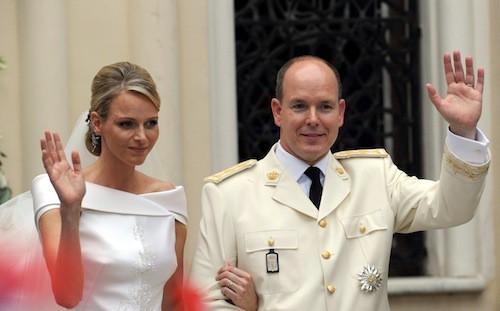 Les larmes de Charlène Wittsock lors de son mariage en 2011 ont beaucoup fait parler