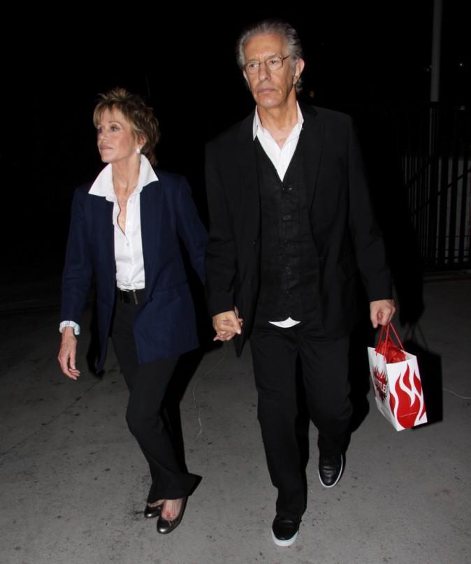 Jane Fonda – Maitrisant parfaitement le français, l'actrice mythique a vécu une belle histoire avec le réalisateur Roger Vadim pendant 7 ans.