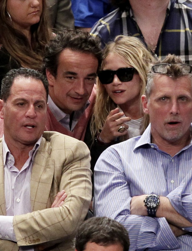 Mary Kate Olsen – Il y a deux ans, la sœur jumelle d'Ashley est tombée raide dingue du demi-frère de Nicolas Sarkozy : Olivier. Depuis, ils f...