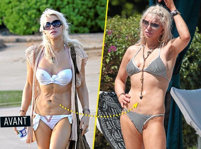 Chirurgie esthétique : Courtney Love s'est fait refaire le ventre