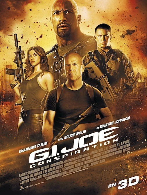G.I. Joe : conspiration de Jon M. Chu