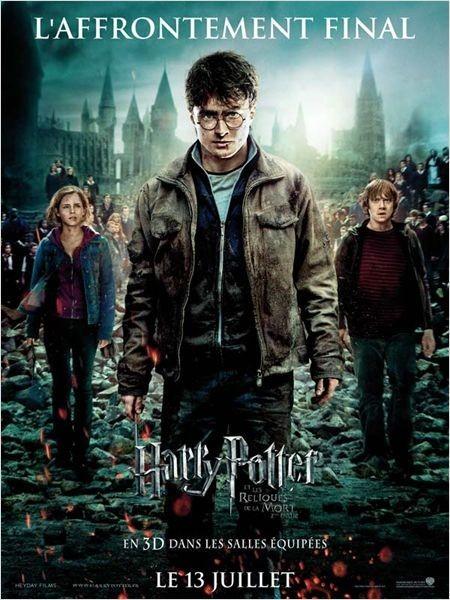 Harry Potter et les reliques de la mort : nos trois sorciers ont fait une sortie en beauté!