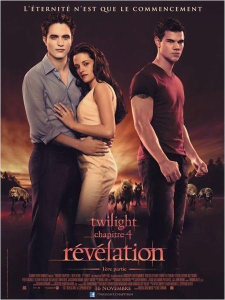 Twilight, Chapitre 4 - Révélation 1ère partie : vampires et loups garous ont fait salle comble!