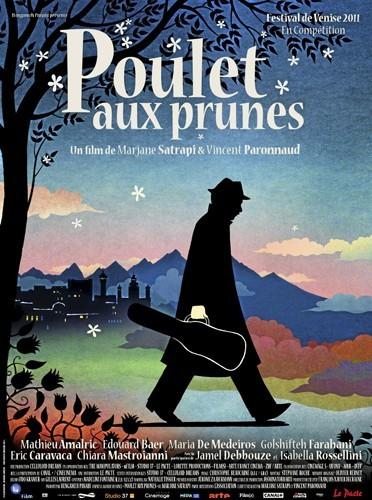 Poulet aux prunes, avec Mathieu Amalric et Jamel Debbouze (1h33)