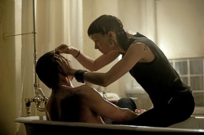 Mikael Blomkvist (Daniel Craig) et Lisbeth Salander (Rooney Mara)