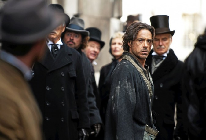 Le mythe Sherlock Holmes, génialement incarné par Robert Downey Jr !