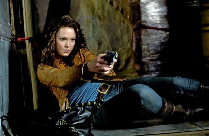 Katherine Heigl dans le rôle de Stéphanie Plum !