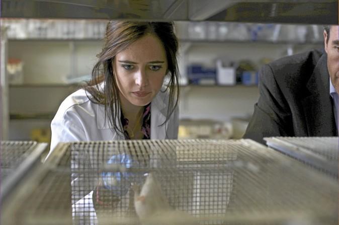 Eva Green joue le rôle d'une chercheuse dans Perfect Sense
