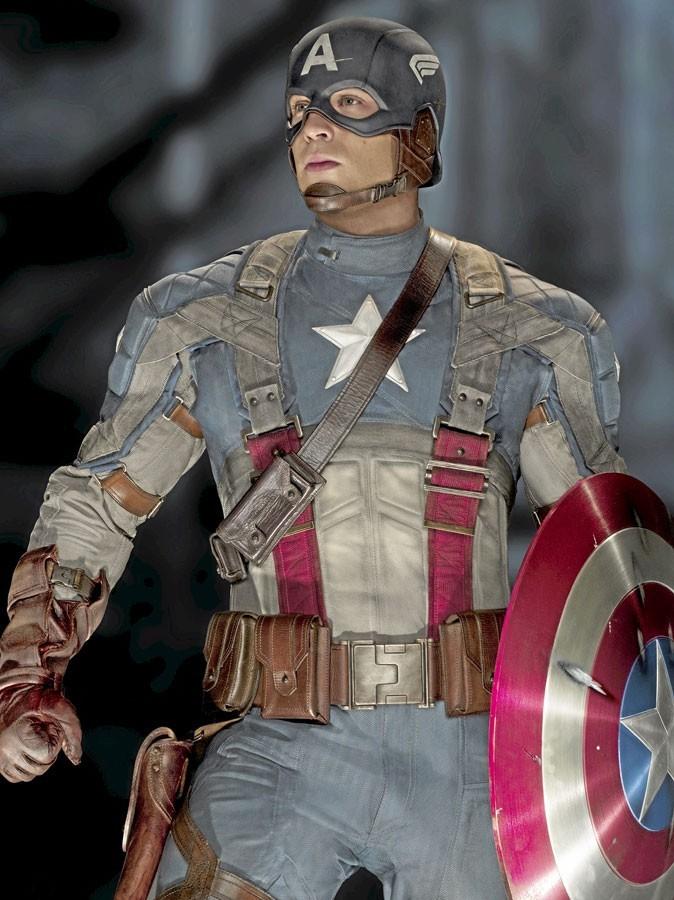 Ciné : Captain America