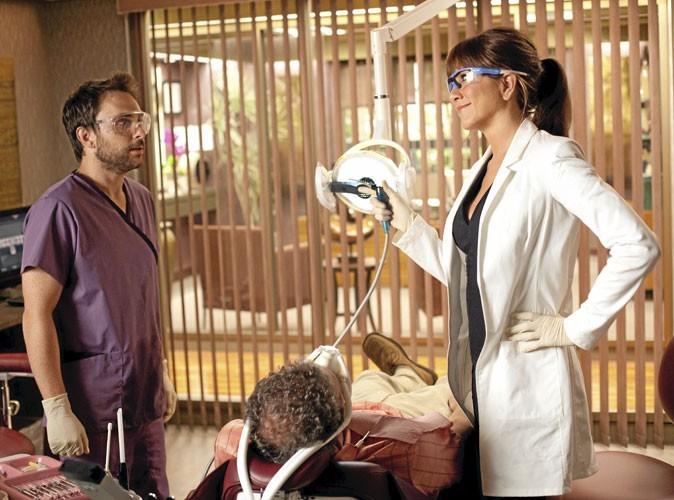 Ciné : Jennifer Aniston joue le rôle d'une boss sexy mais nymphomane !