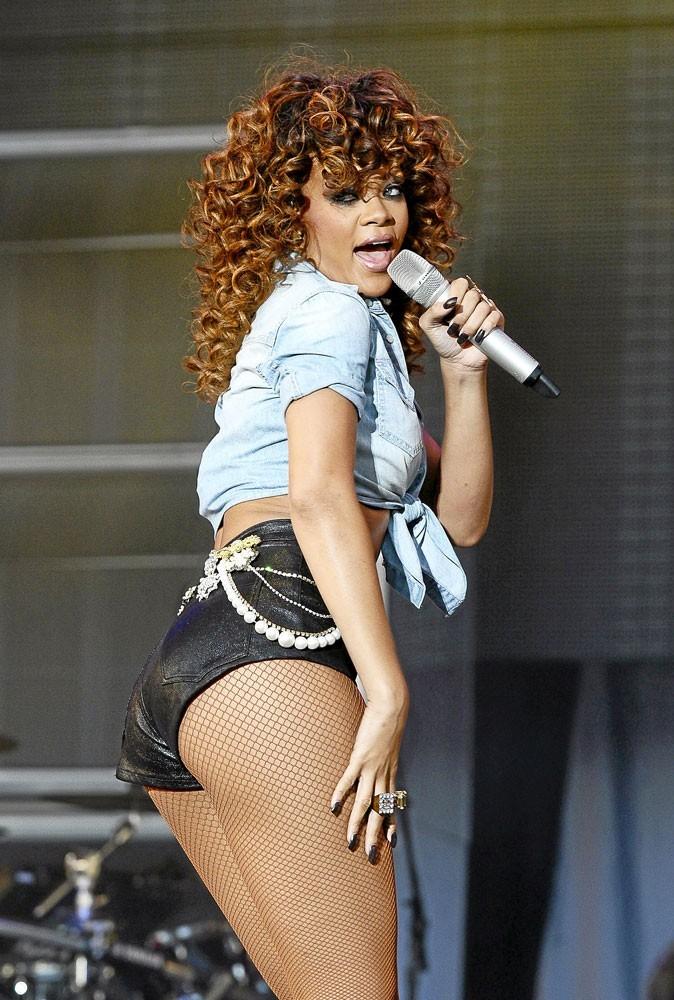 Rentrée 2011 : Rihanna sur scène en France !