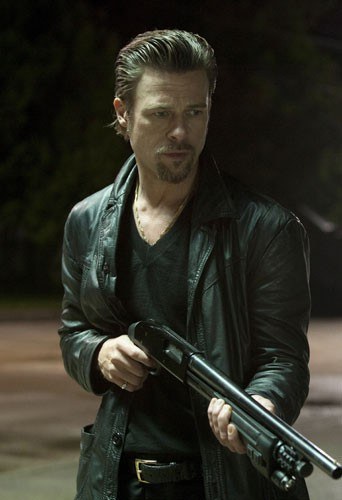 Cogan : Killing Them Softly d'Andrew Dominik avec Brad Pitt et James Gandolfi ni