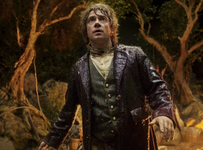 Le Hobbit: un voyage inattendu de Peter Jackson avec Martin Freeman, Ian McKellen et Cate Blanchett (2h54)