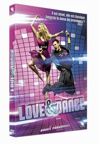 Love & Dance de Bruce Parramore, avec Izabella Miko et Mateusz Damiecki, Condor. 19,99 €.
