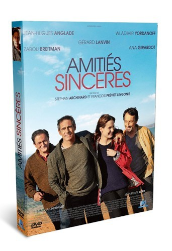 Amitiés sincères de Stephan Archinard et François Prévôt-Leygonie, M6 Vidéo. 19,99 €.