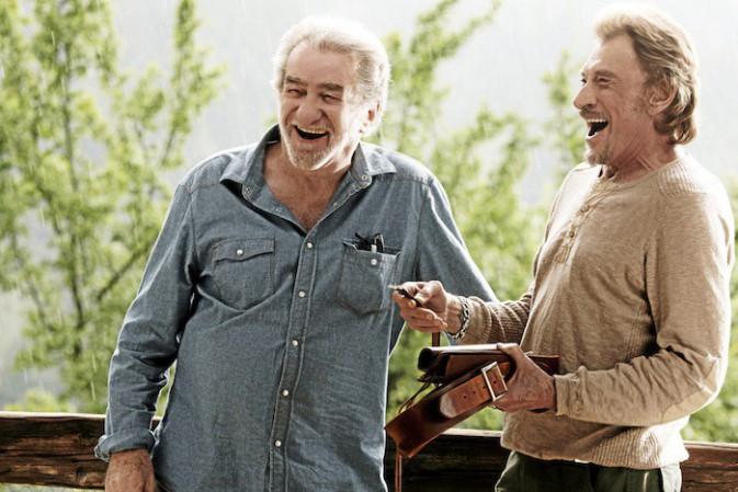 Salaud, on t'aime de Claude Lelouch avec Johnny Hallyday, Eddy Mitchell et Sandrine Bonnaire (2h04)
