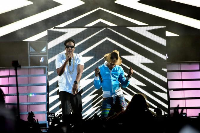 Jay-Z et Pharrell Williams à Coachella