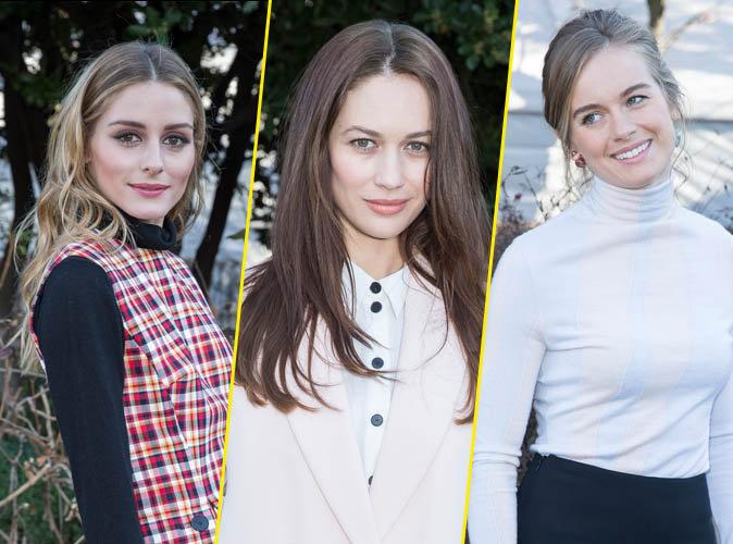Olivia Palermo, Olga Kurylenko, et Cressida Bonas : l'élégance est au rendez-vous pour le défilé Dior