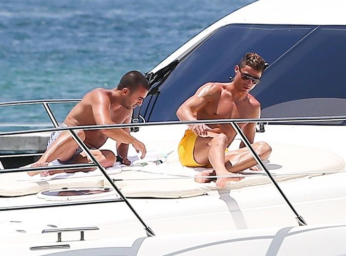 Cristiano Ronaldo à Miami le 14 juin 2013